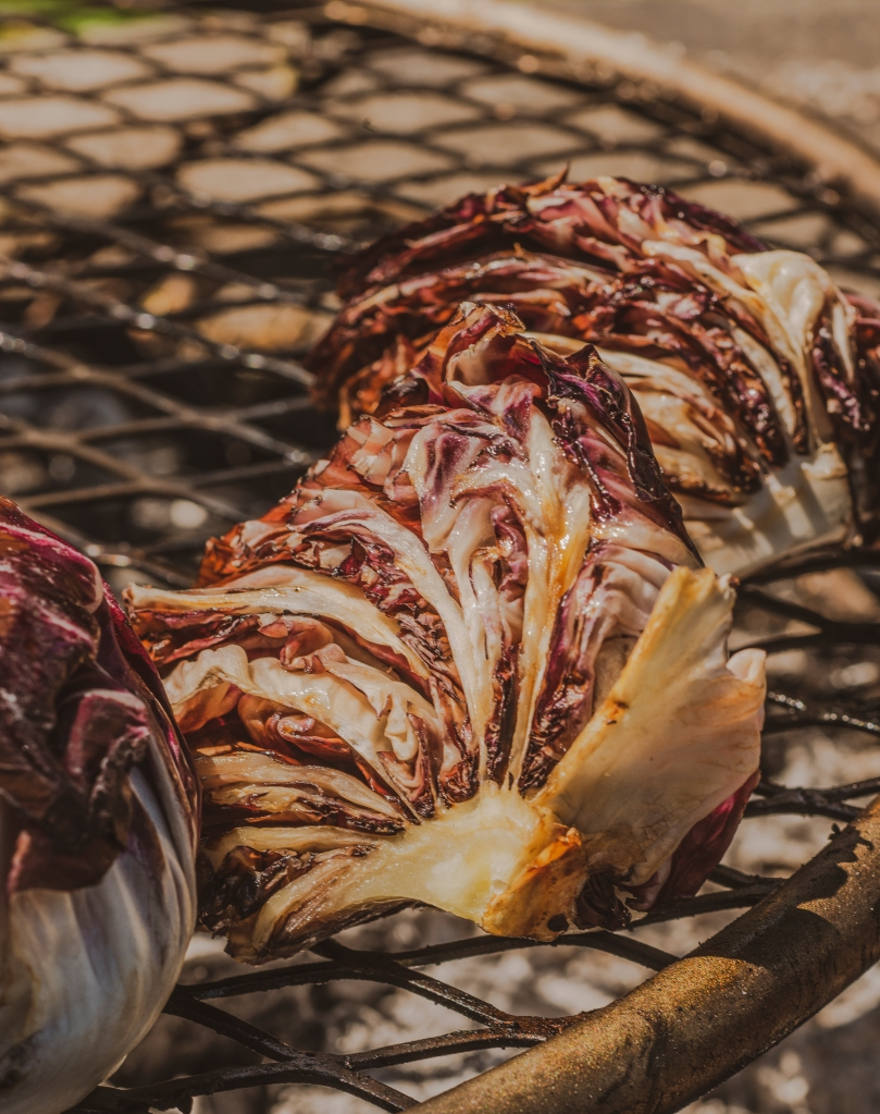 This image has an empty alt attribute; its file name is grilled-radicchio.jpg